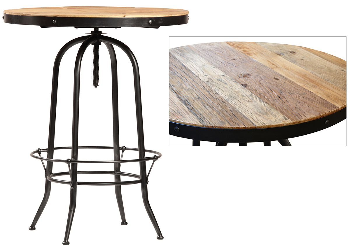 Delicieux Ford Bar Table